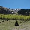 Postcard views between Silverton and Durango, Colorado.