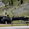 Steam locomotives for the Durango and Silverton Railroad.