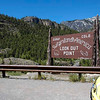 On the way from Ouray to Silverton (south).