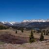 Heading south, out of Silverton toward Durango, Colorado.