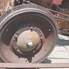 Ford 2N steel wheel  ft lf