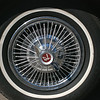 AMC 1966 Ambassador 990 SW wheel cover