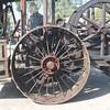 Samson Traction Truck wheel rr rt