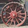 Frick 1916 Eclipse wheel rear side
