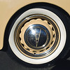 Ford 1938 4 dr conv Deluxe wheel