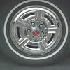 Ford 1967 Convert wheel cover