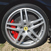 Ferrari 2008 430 Spider wheel
