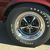 Ford 1969 Mustang Boss 429 wheel