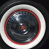 Ford 1956 Sunliner wheel