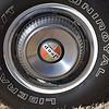 AMC 1971 Jeepster wheel