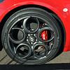 Alfa Romeo 2015-17c 4C wheel