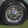 Jaguar 1959 XK-150 roadster wheel