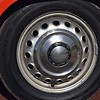 Alfa Romeo 1967 Duetto Spider wheel