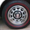 AMC 1977 Gremlin X wheel
