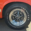 Ford 1970 Mustang Boss 302 wheel