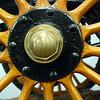 Galloway 1908 ½T Farm Wagon wheel hub