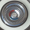 Ford 1959 Galaxie retract wheel cover