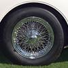 Jaguar 1958 XK 150 OTS wheel