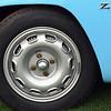 Alfa-Romeo 1958 Guiletta Sprint Veloce Zagato wheel
