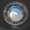 Mercedes Benz 1955 300SL wheel cover