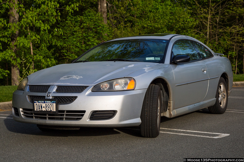 April 26, 2014 - The end of the line...after 9 1/2 years and 210,900 miles, the Mighty Stratus is retired.