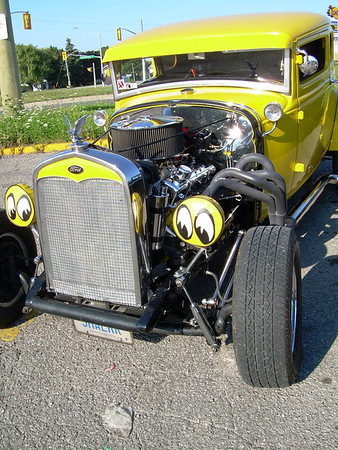 Whitchurch-Stouffville Museum Car Show