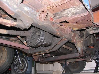 transmission transfer case