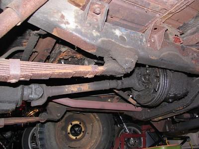 transmission driveshaft