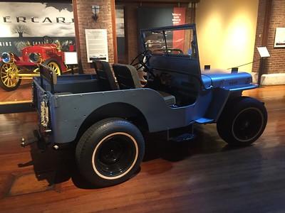 Larz Anderson Museum