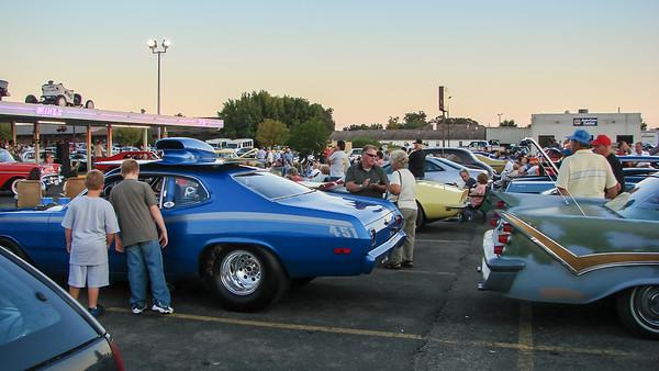 Winks Car Show 2007