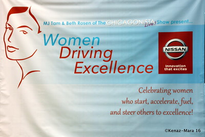 Women Driving Excellence 2016