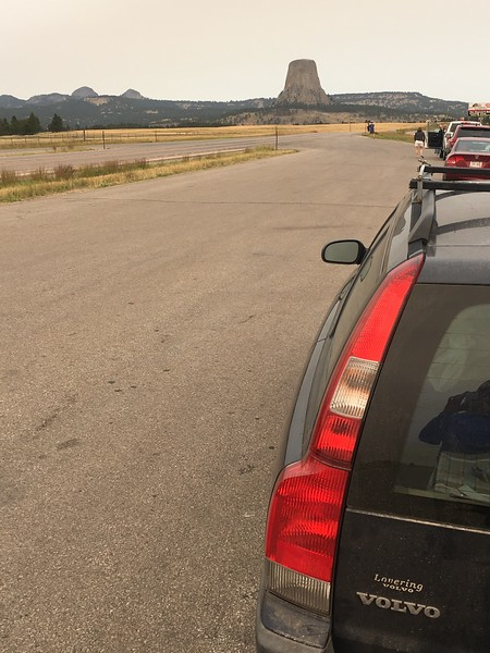 Devils Tower Approach