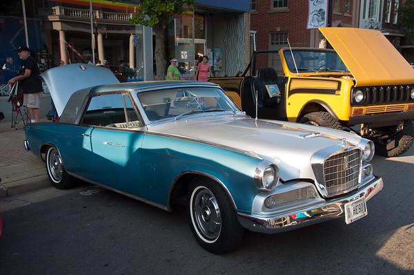 1964 Studebaker Gran Turismo Hawk