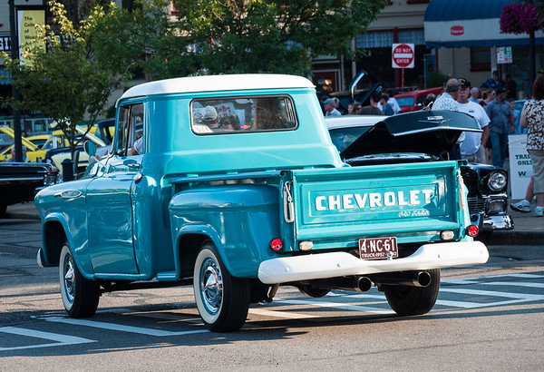 1957 Chevy 3100 Pickup