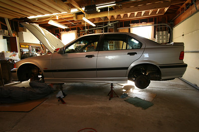 Work on the M3