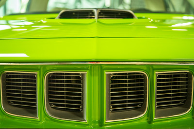 1970 Plymouth Hemi 'Cuda in Sublime Green