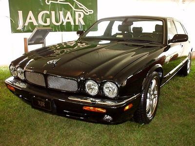 I photographed this new Jaguar in September 2002 in the lead-up to the 18th Annual Canadian Automotive Institute Auto Show.  I was part of the MINI team at the show.