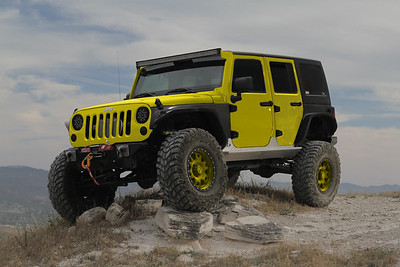 Yellow JK