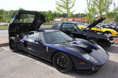 Ford GT with Heffner Mods