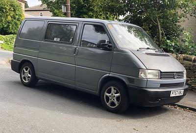 1997 Volkswagen Transporter 800 Special LWB