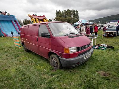 1996 Volkswagen Transporter 1200 D LWB