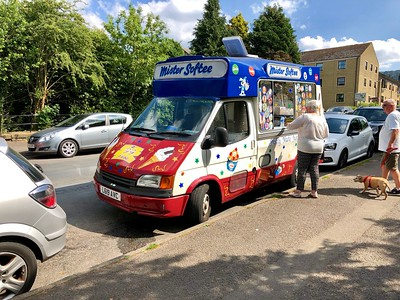 1993 Ford Transit Ice Cream Van
