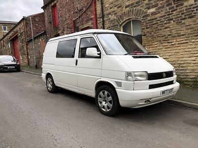 1996 Volkswagen Transporter