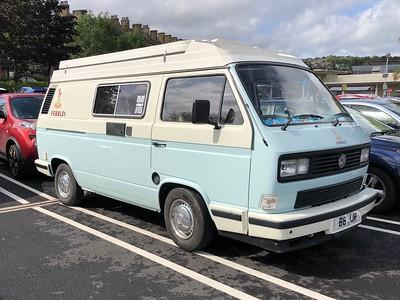 1989 Volkswagen Camper