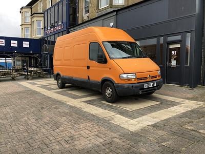 1999 Renault Master Van
