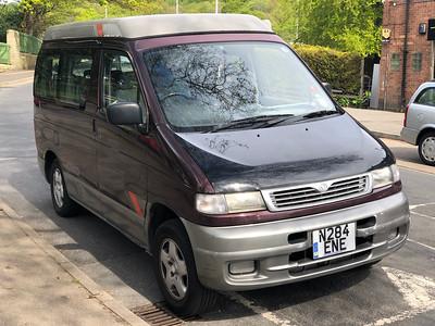 1996 Mazda Bongo Friendee