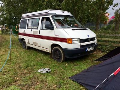 1992 Volkswagen Transporter 45 D Motorhome