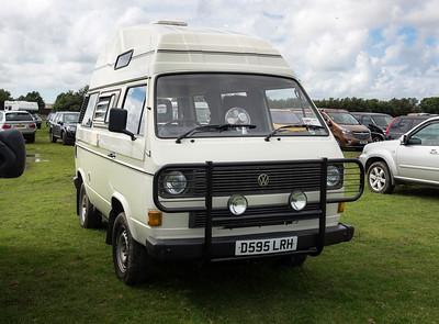 1987 Volkswagen Camper