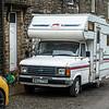 1985 Ford Transit Camper