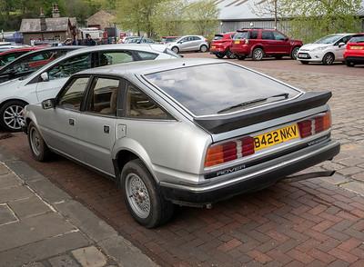 1984 Rover 3500 Vitesse